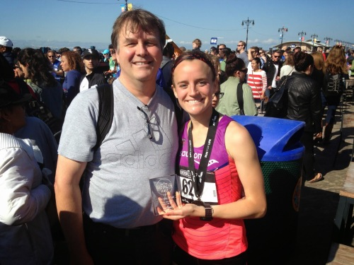 3rd Place Finish at the Brooklyn Half Marathon