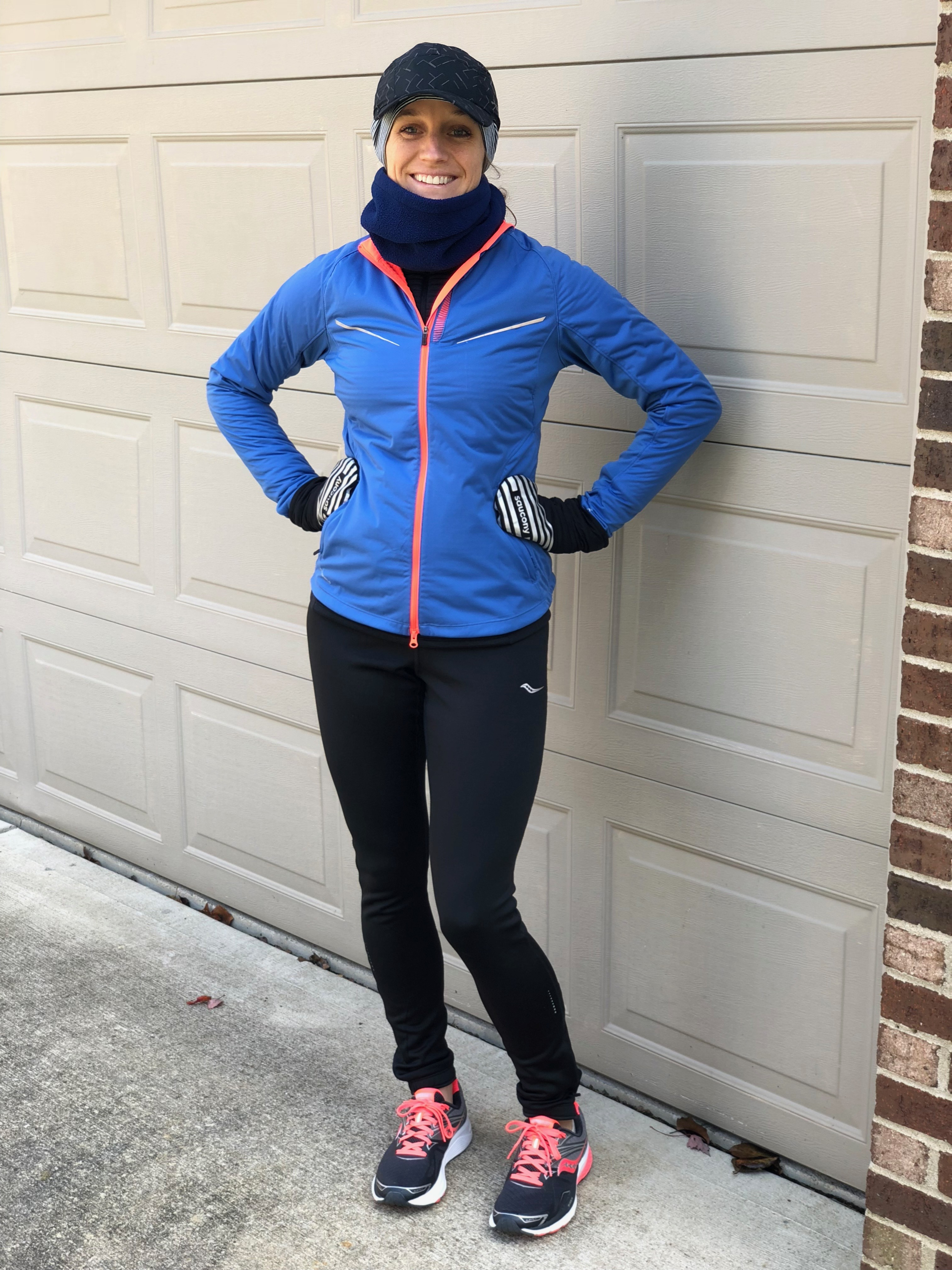 Winter Running Gear- What to Wear at Every Temperature
