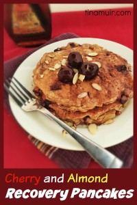 Elite runner Tina Muir shares one of her favorite post long run or hard marathon workout meals. These pancakes give you everything you need to start the recovery process, and make sure you are able to bounce back like an elite runner.