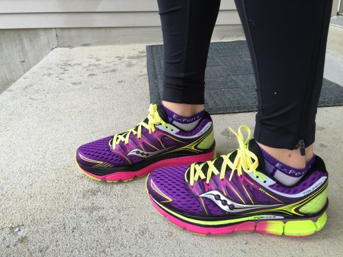 Have you ever wondered what shoes elite runners have and use? Wonder no more, elite runner Tina Muir talks about the shoes that she uses to stay healthy, and run fast!