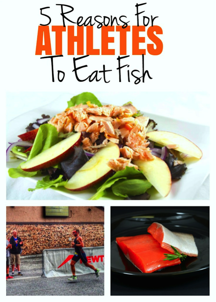 5 Reasons For Athletes To Eat Fish