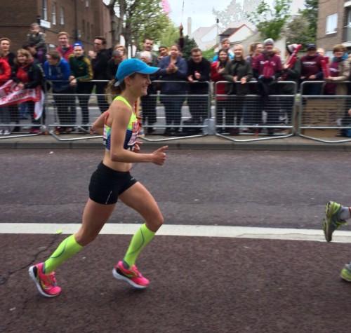 The London Marathon 2015- A Dream Come True