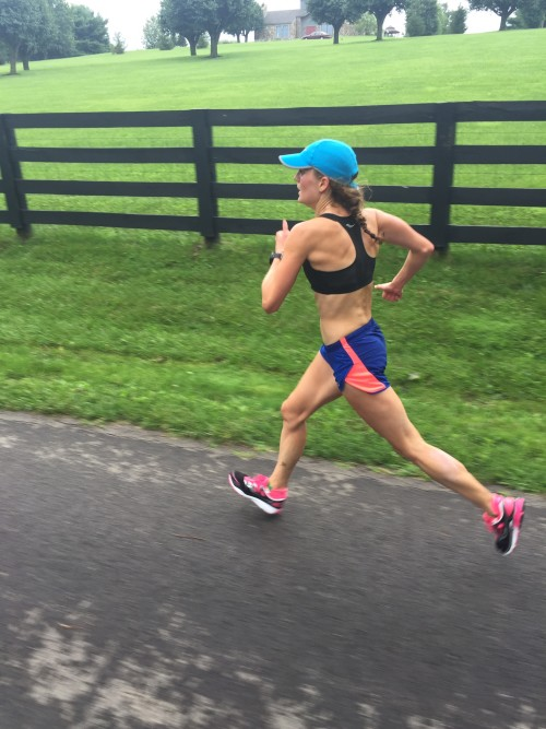 Day in the Life of an Elite Runner- Workout Day