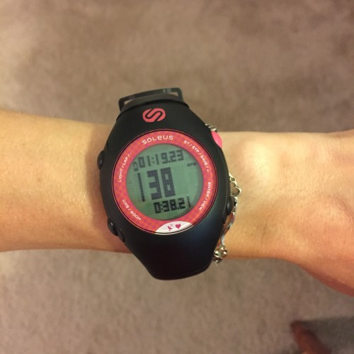 Soleus Heart Rate Monitor