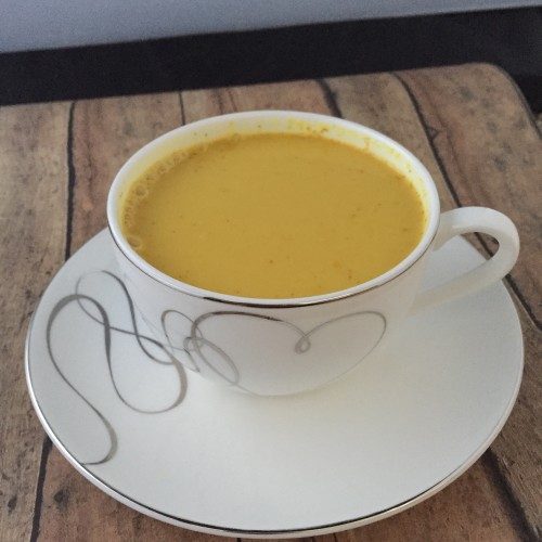 Drink Yourself Healthy with Golden Milk