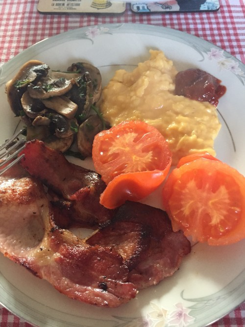 Tina Breakfast