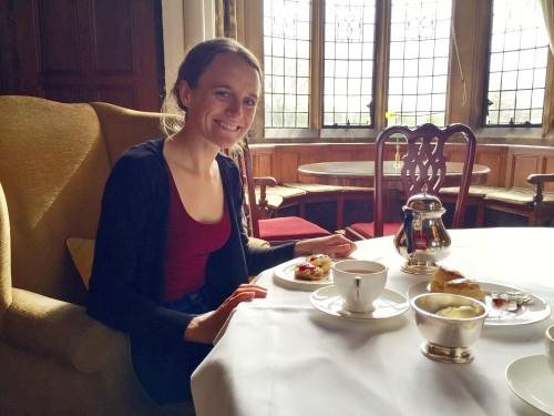Tina Afternoon Tea