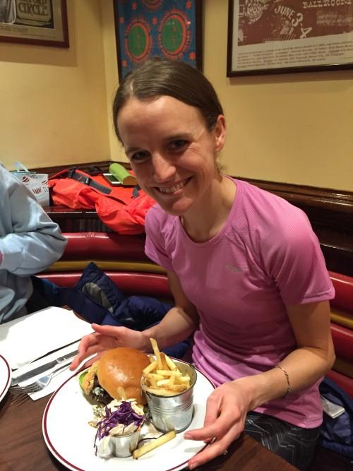 Tina muir burger