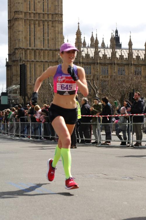 The London Marathon 2016 Race Recap (2:37:35)