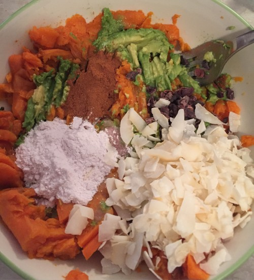 The Best Post Running Workout Meal: Sweet Potato and Avocado Recovery Bowl