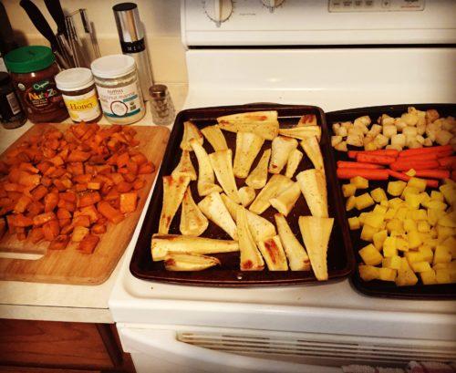 Tina Vegetables