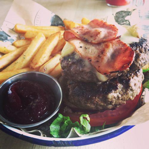 tina burger