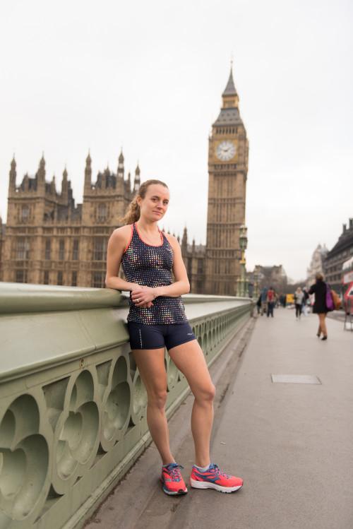 Tina Muir London Running Matt Yeoman