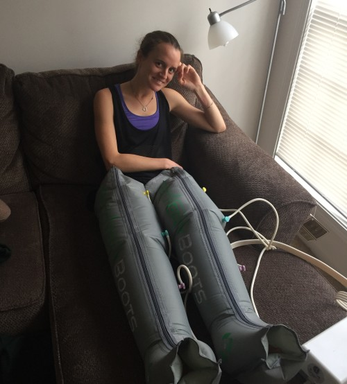Tina Muir Recovery Boots