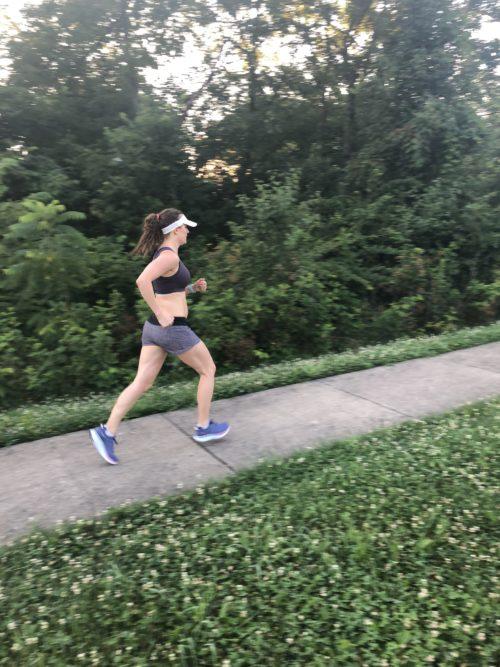 A Second Attempt at Postpartum running