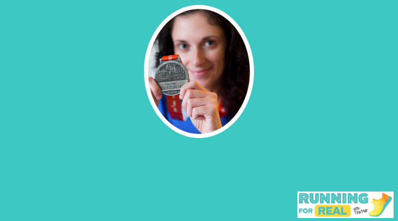 Lori Richmond: How Could Art Bring More Joy to Your Running and Life -R4R 083