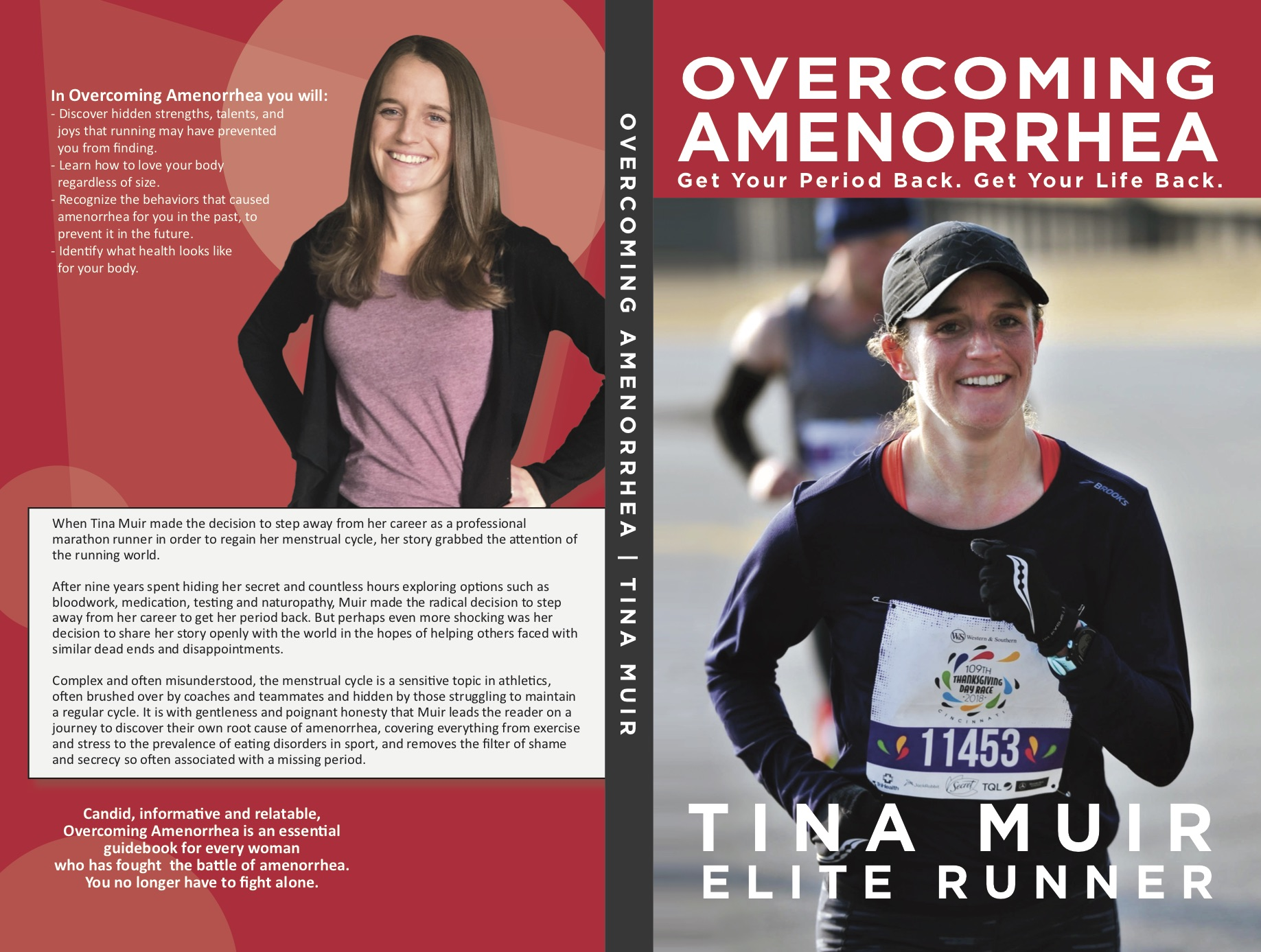 Overcoming Amenorrehea. Get Your Period Back. Get Your Life Back • Running  For Real