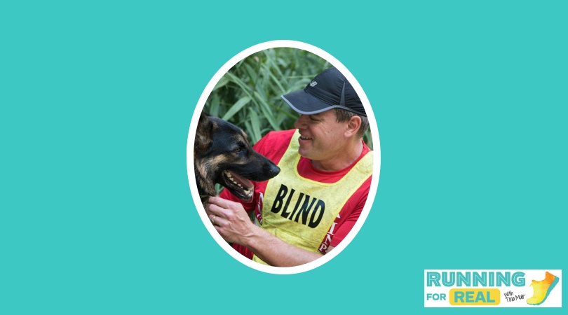 Beyond Running: Visual Impairments with Rich Hunter- R4R 141