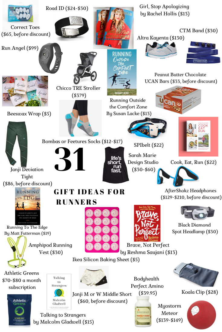 Best Gifts for Runners: 2019 Holiday Gift Guide (with coupon codes) -R4R 161