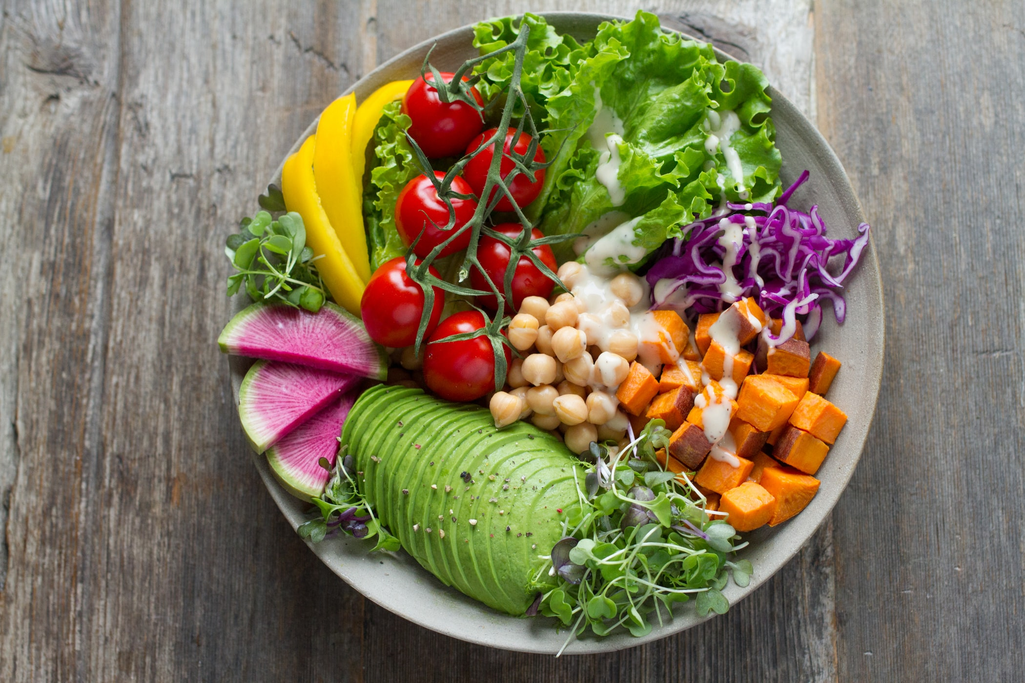 Finding Balance Within Your Nutrition